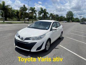 เช่ารถหาดใหญ่ Toyota Yaris
