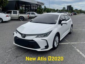 เช่ารถหาดใหญ่ Toyota All New Altis